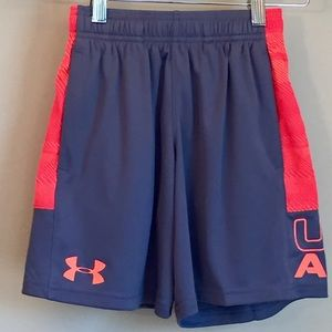 UnderArmour  Boys Heatgear Loose Athletic Shorts